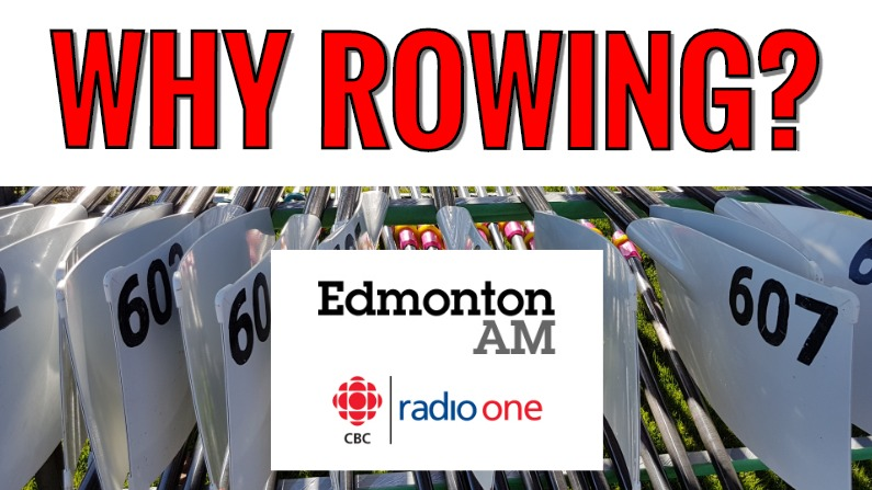 Why Rowing? A CBC Radio Presentation